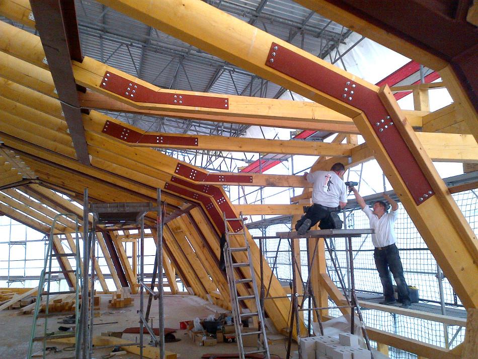 Ihr Partner für Dacharbeiten, sowie für individuelle Lösungen